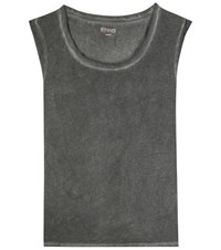 81 Hours Cotton Tank Top Grey