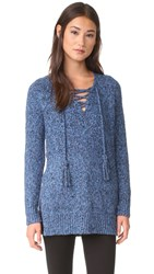 Rebecca Taylor Boucle Tweed Pullover Bluemarine
