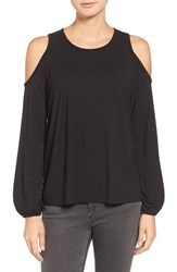 Rebecca Minkoff Women's Page Cold Shoulder Tee