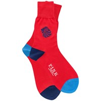 Thomas Pink Tallis Team Gb Socks Red Navy
