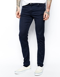 Cheap Monday Tight Jeans Skinny Fit In Indigo Blue