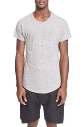 Men's Chapter 'Yuri' T Shirt Heather Grey