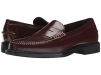Cole Haan Pinch Campus Penny Crimson Men's Slip On Dress Shoes Red