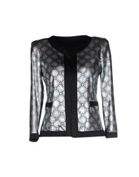Atos Lombardini Suits And Jackets Blazers Women Silver