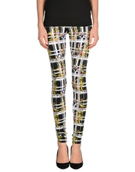 Pinko Tag Leggings Black