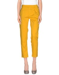 Truenyc. Trousers Casual Trousers Women Yellow