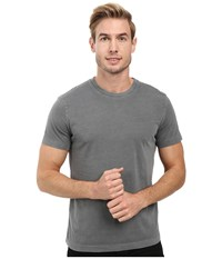 Mod O Doc San Onofre Short Sleeve Crew Stormy Men's Clothing Gray