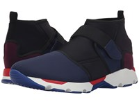Marni Color Block Neoprene Sneaker Sandal Hybrid Blue Men's Shoes
