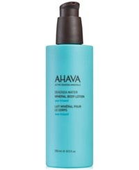 Ahava Sea Kissed Mineral Body Lotion