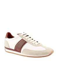 Tom Ford Orford Running Sneakers Male Beige