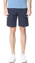 Norse Projects Laurits Cotton Ripstop Shorts Navy