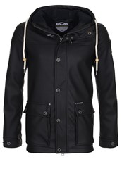 Schmuddelwedda Winter Coat Black