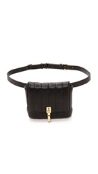 Elizabeth And James Cynnie Belt Bag Black