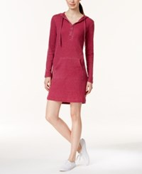 G.H. Bass And Co. Hooded Shirt Dress