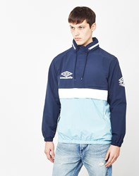 Umbro By Kim Jones Pro Train Class Wind Jacket Multi Blue