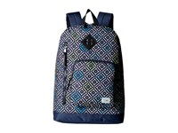 Toms Vintage Tile New Backpack Navy Backpack Bags
