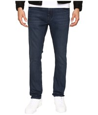 Volcom 2X4 Skinny Fit Denim Harbor Blue Men's Jeans