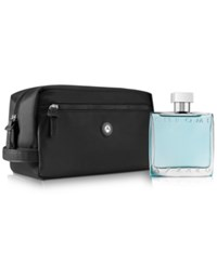 Chrome By Azzaro Eau De Toilette 4.2 Oz Complimentary Toiletry Bag No Color