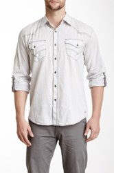 Micros Special 1 Woven Shirt White
