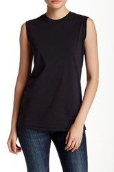 Marc By Marc Jacobs Crew Tank Black