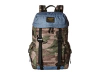 Burton Annex Pack Bkamo Print Backpack Bags Brown