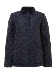 Lavenham Shotley Quilted Jacket Navy