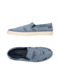 Napapijri Footwear Low Tops And Trainers Men Blue