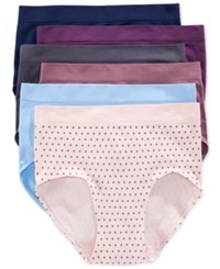 Bali Osu All Over Smoothing Brief 2361 Berry Bunch