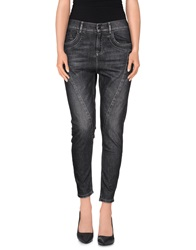 Daniele Alessandrini Denim Pants Steel Grey