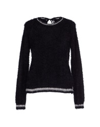 Red Soul Sweaters Black