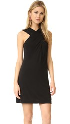 Rachel Zoe Crisscross Dress Black