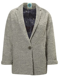 White Stuff Mineri Coat Cygnet Gry