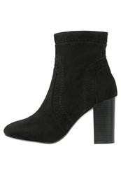 Dorothy Perkins Acorn Ankle Boots Black