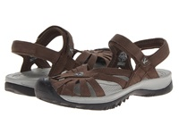 Keen Rose Sandal Cascade Brown Neutral Gray Women's Shoes