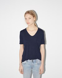 Alexander Wang Classic Short Sleeve Tee Wave