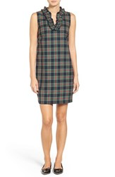 Vineyard Vines Women's Holiday Tartan Dress