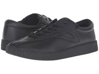 Tretorn Nylite 2 Plus Black Black Black Women's Lace Up Casual Shoes