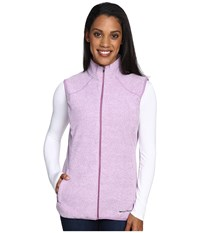Hot Chillys Baja Vest With Binding Candyland Women's Vest Pink