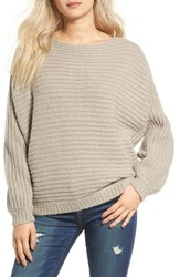 Glamorous Women's Open Back Boyfriend Sweater