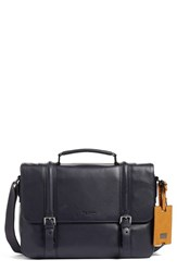 Ted Baker Men's London Dizzy Leather Messenger Bag