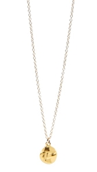 Gorjana Chloe Necklace Gold