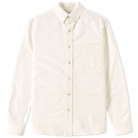 The Hill Side Standard Shirt White
