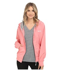 Bench One Too Many Jacket Salmon Rose Women's Coat Pink