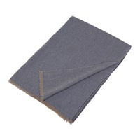 Oyuna Saan Throw Denim Taupe