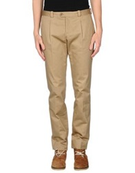 Gucci Casual Pants Beige