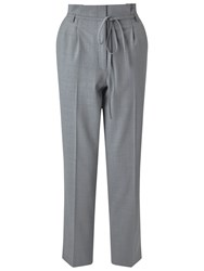 Miss Selfridge Tailored Trousers Mid Grey