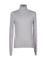 Hamaki Ho Knitwear Turtlenecks Men Grey