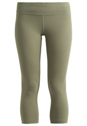 Under Armour Studiolux Tights Green Dark Green