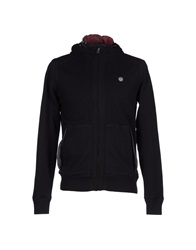 Duck And Cover Jackets Black