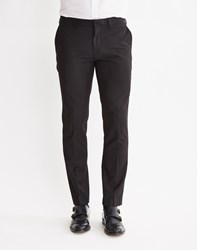 Only And Sons Mens Smart Trouser Black